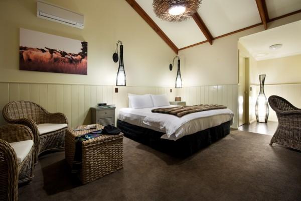 Hotel Room Accommodation Hepburn Springs