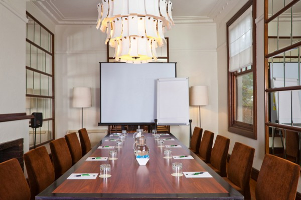 our PDR conference room The Mineral Springs Hotel