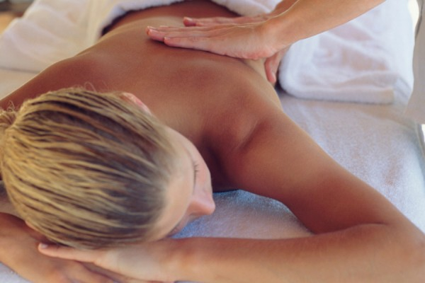 Relaxing massage and body treatments at The Mineral Spa - Day Spa